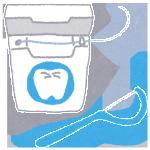 デンタルフロスと歯間ブラシ似ているけど違いは?