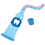 ホワイトニング中の歯磨き粉の注意点